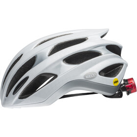 Bell Formula Led MIPS Helm slice white/silver/black